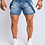 Thumbnail: Tigerhorse Romey Sky Blue Denim Short