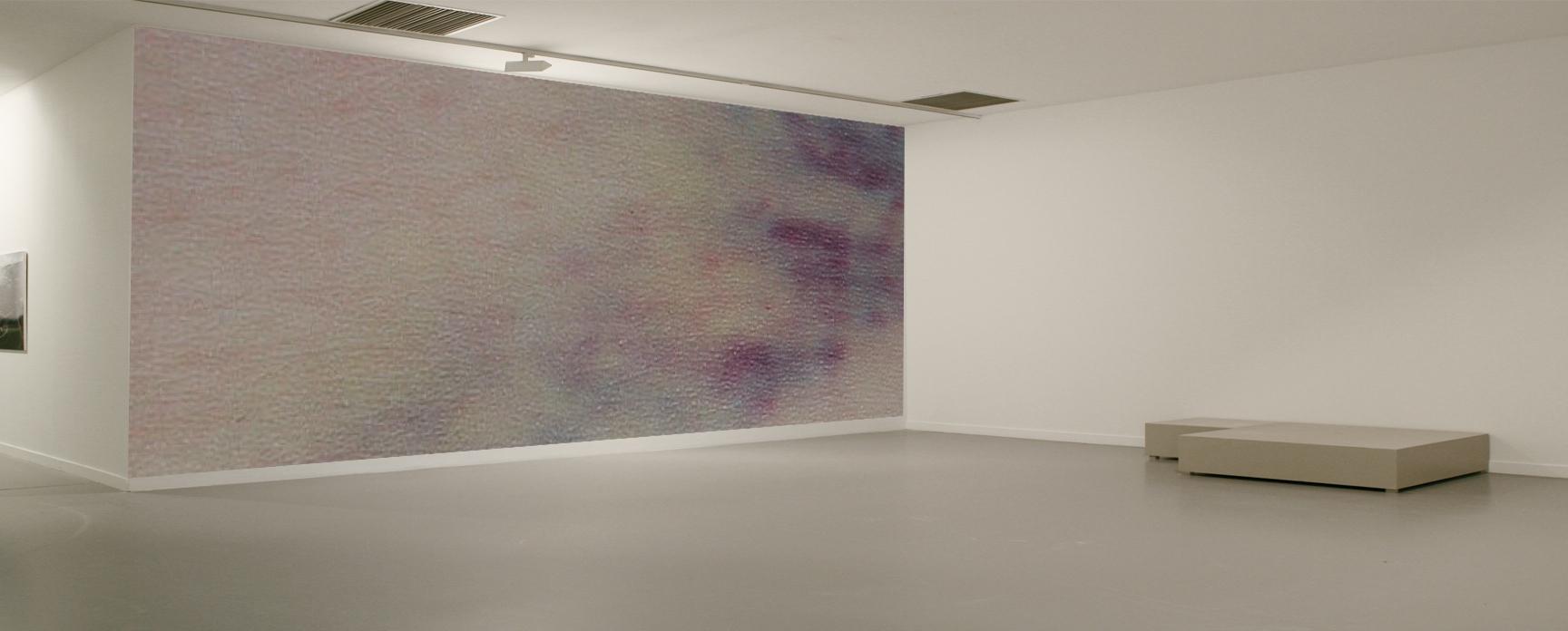 voorstel Bruise wall