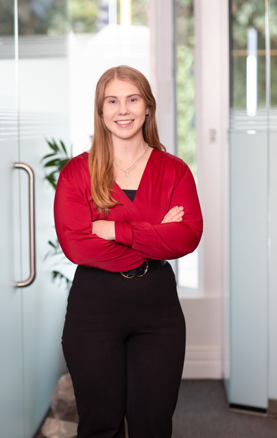 Welcome Elise - Solicitor