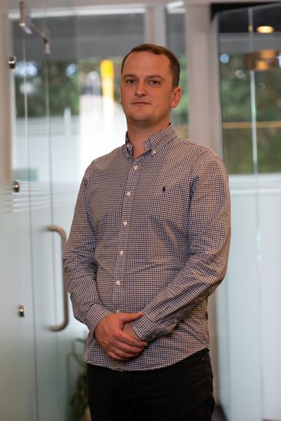 Welcome Nick Lornie-Lawyer