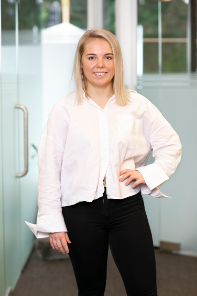 Welcome Bailey Mackie - Legal secretary