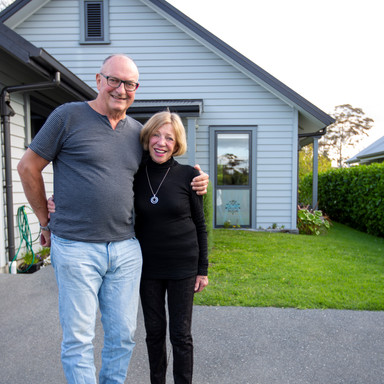 Trip to Kerikeri to visit one of our longest standing clients, Bette McIlroy.