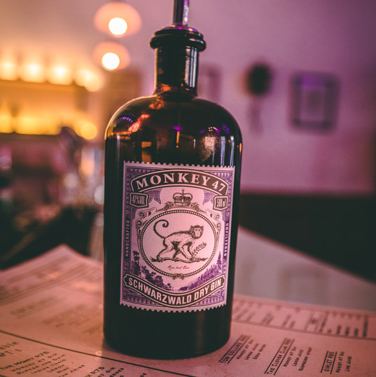 Monkey 47 Gin,Cape Town