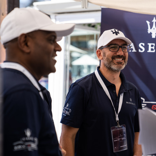 Maserati - Cape to Rio with Giovanni Soldini