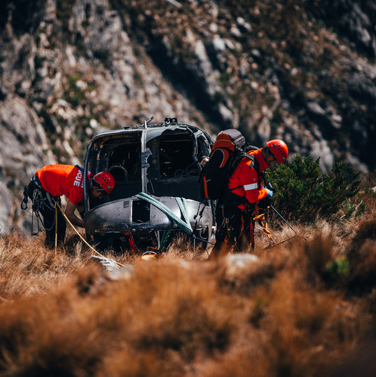 Wilderness Search And Rescue - WSAR, South Africa
