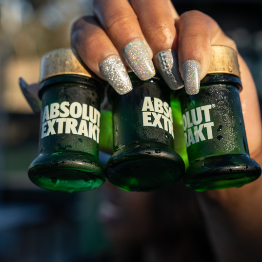 Absolut Extrakt at Ultra Cape Town
