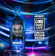 Absolut Once Source Limited Edition