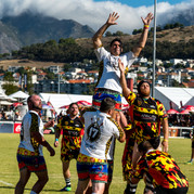 Red Heart Rum Rugby