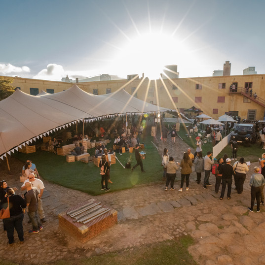 The Cape Town Coffee Festival - Castle of Good Hope