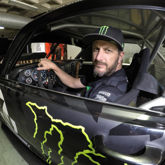 KenBlock in South Africa