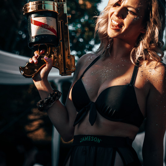 Caprice Pool Party 2019 with GH Mumm Champagne