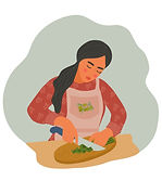 woman cutting veg .jpeg