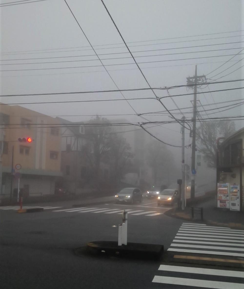 多摩市多摩センターの整体院身体均整堂からだやの霧