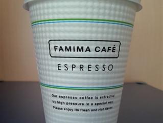 コーヒー頂きました