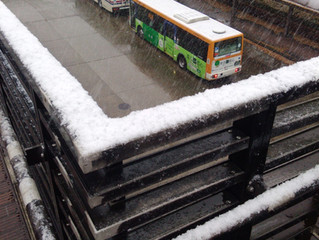 多摩 大雪の予報