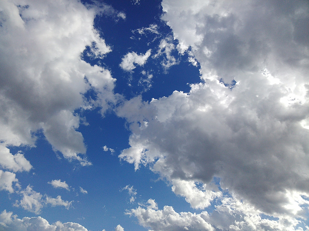 多摩市多摩センターの整体院身体均整堂からだやの雲