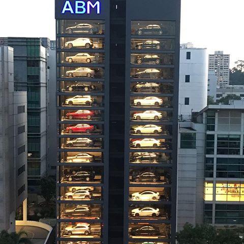 多摩市多摩センターの整体院からだやのシンガポール自販機