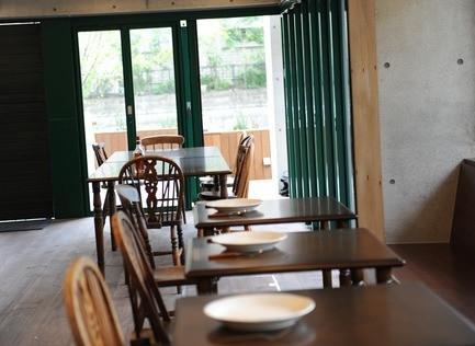 Banna Garden Cafe 店内
