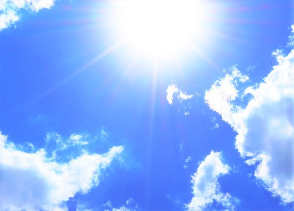 多摩市多摩センターの整体院身体均整堂からだやの太陽