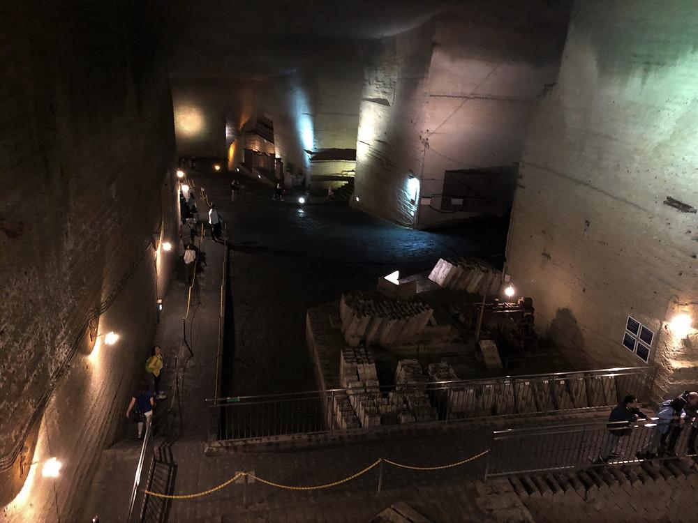 多摩市多摩センターの整体院身体均整堂からだやの大谷資料館