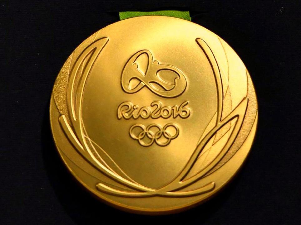 多摩市多摩センターの整体院身体均整堂からだやの金メダル