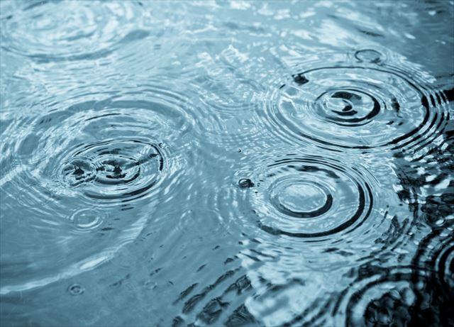 多摩市多摩センターの整体院身体均整堂からだやの雨