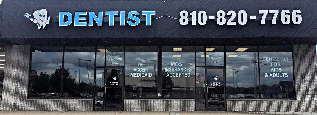 Deluxe Dental - the Flint Office