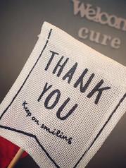 Big Thank you❤️_日頃よりcureをご愛顧いただきまして誠にありがとうございます♪ぬかの香りと緑に囲まれる幸せ❤️