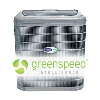 Carrier INFINITY® 20 AIR CONDITIONER WITH GREENSPEED® INTELLIGENCE