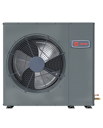 Trane XR16 Low Profile Side Discharge Air Conditioning