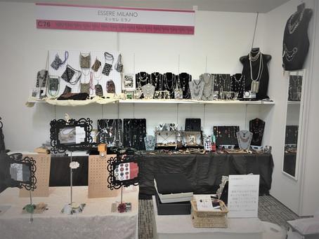 The Moda Italia exhibition started in Tokyo