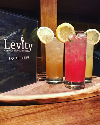 Try some of our delicious drinks, like T