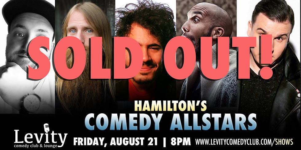 HAMILTON ALLSTARS / FRIDAY 8PM