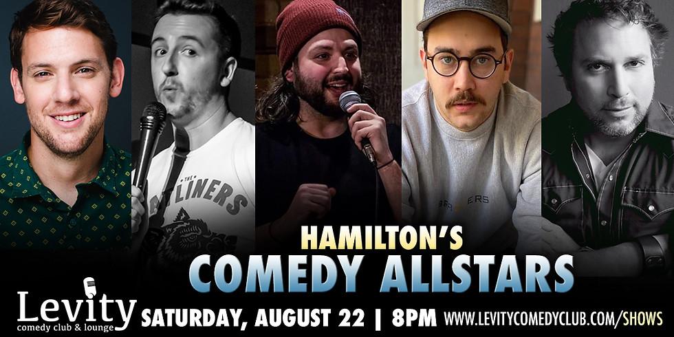 HAMILTON ALLSTARS / SATURDAY 8PM