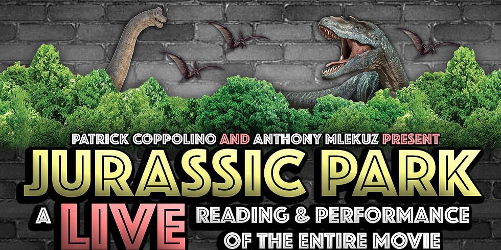 JURASSIC PARK LIVE / SUNDAY 8PM
