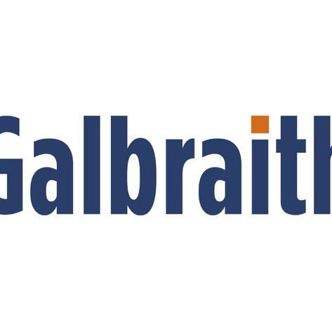 Galbraith logo and branding