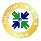 2020 Standards Seal Gold Sq White Backgr