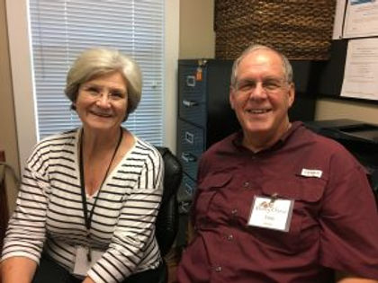 Charlotte & Tom Newsom - Elias Portales - Mercy Clinic - Free Medical Clinic Fort Worth