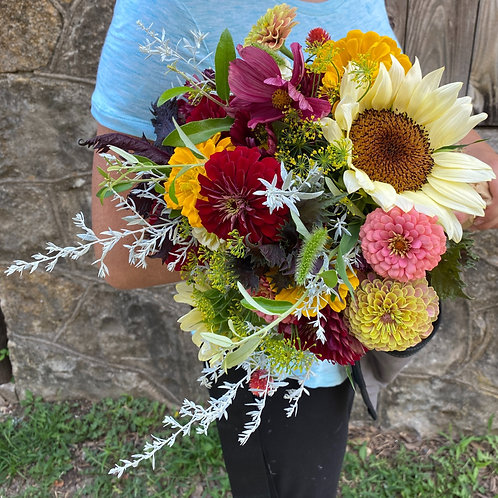 Fall Bouquet Subscription - 4 Weeks