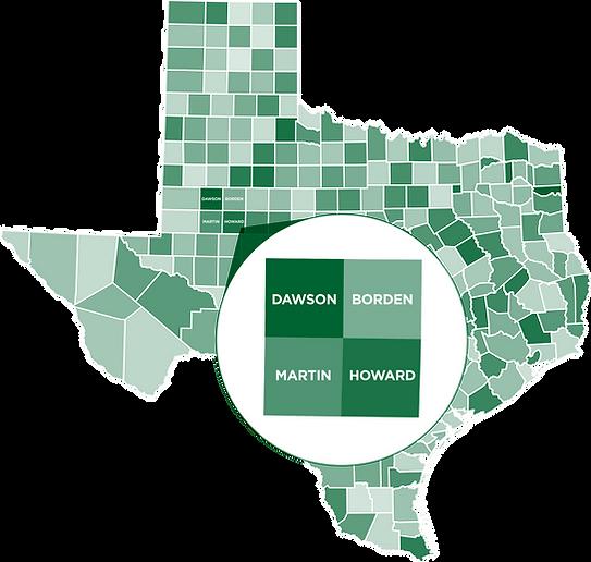 LPR Texas map.png