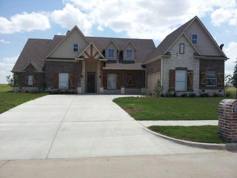 Levi Wilson home