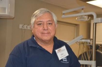 Elias Portales - Mercy Clinic - Free Medical Clinic Fort Worth