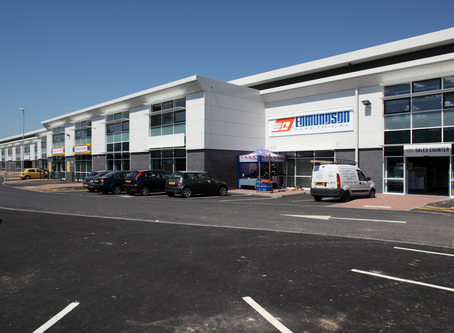 Letting of Prominent Trade Counter Unit at Barnwood Point
