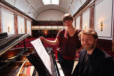 Alice Privett (Soprano) & Chad Vindin (Piano)
