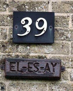 'El-Es-Ay' House on the Heritage Trail