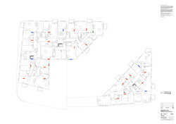 Belvedere, 2nd floor plan