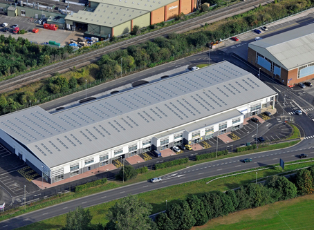 New 21,500 sq ft Apprentice Training Centre at Barnwood Point