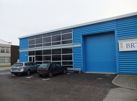 Avonmouth industrial unit hits market following refurb