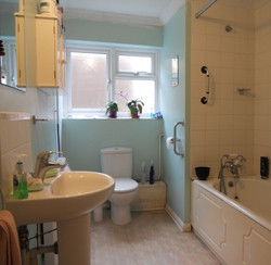 Buxted Bathroom - Before