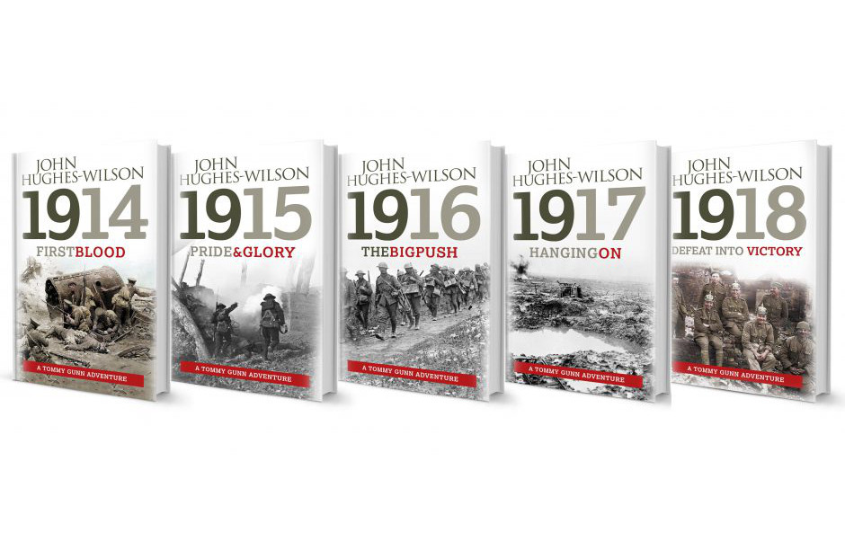 Chronicles of the Winter of the World: 1914 - 1918: 5-book-set